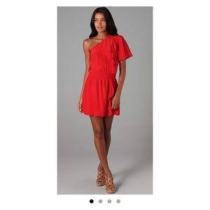 Parker Little Red Dress